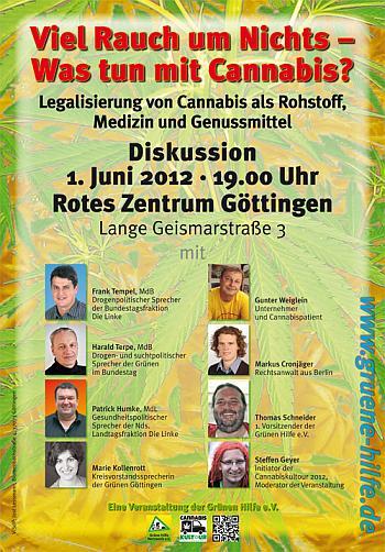 Info Grafik zur Veranstaltung in Göttingen