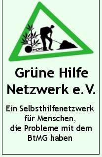 Grüne Hilfe Netzwerk e.V. Banner